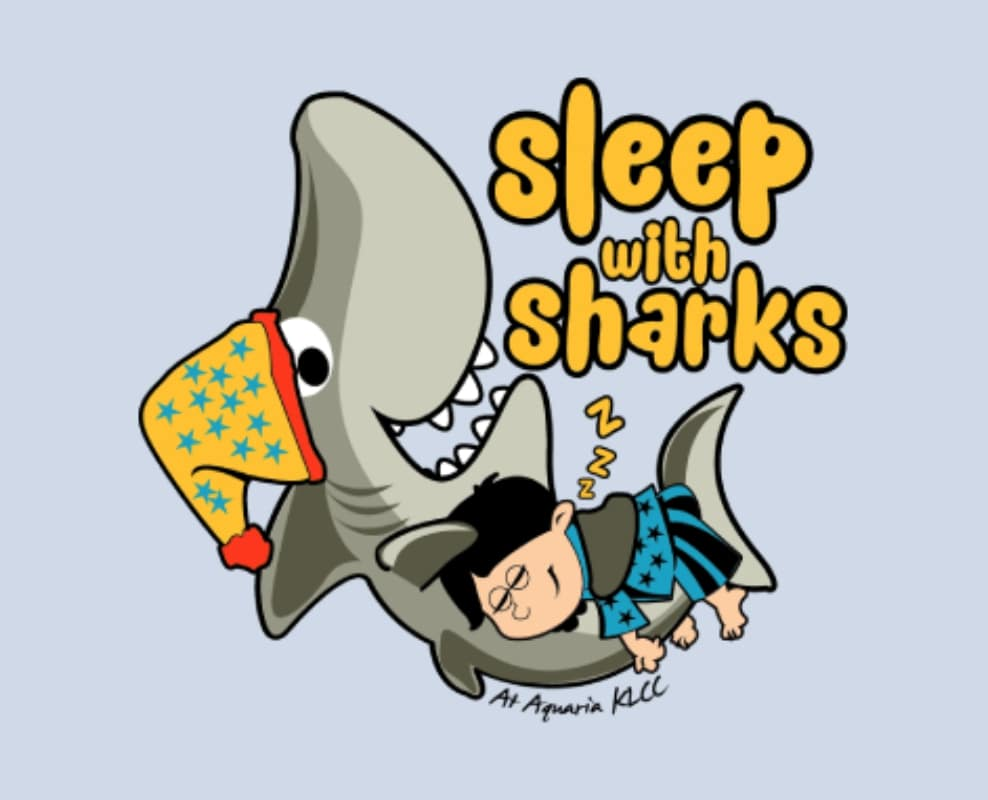 Sleep with Sharks- A signature program by <span style=