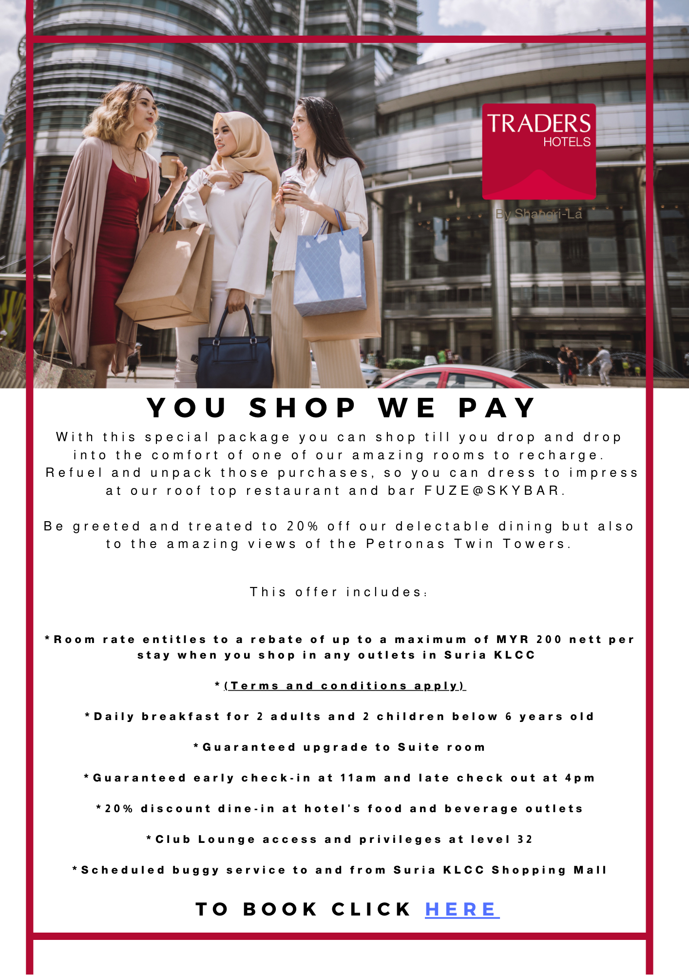 You Shop We Pay