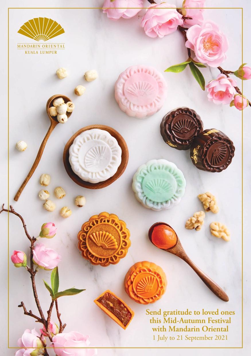 Send gratitude to loved ones this Mid-Autumn Festival with Mandarin Oriental, Kuala Lumpur