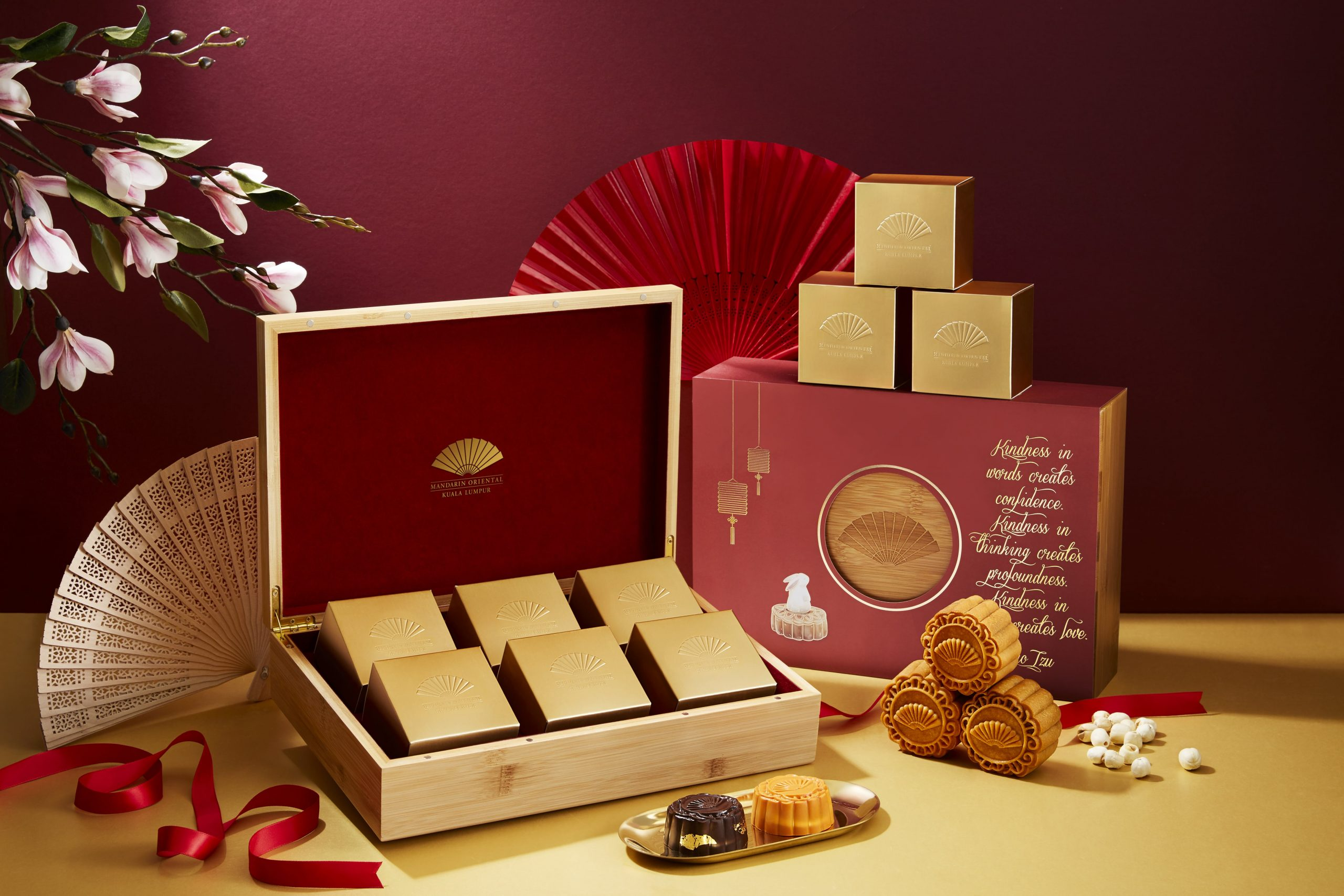 Mooncakes by MO